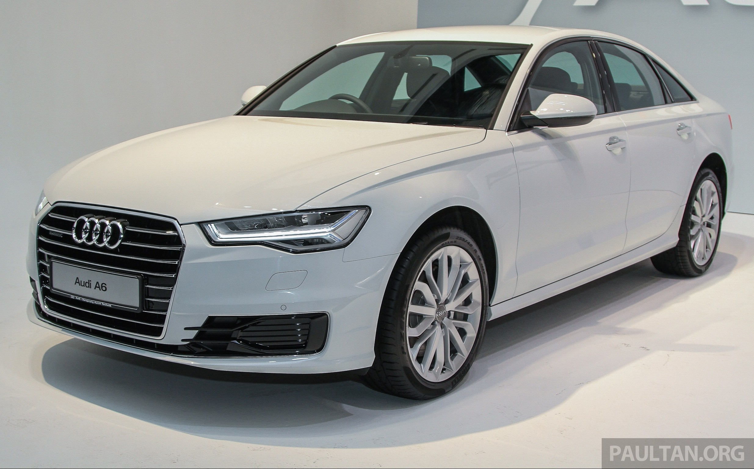 audi a6 3 0 tfsi quattro price revealed rm484 900. Black Bedroom Furniture Sets. Home Design Ideas