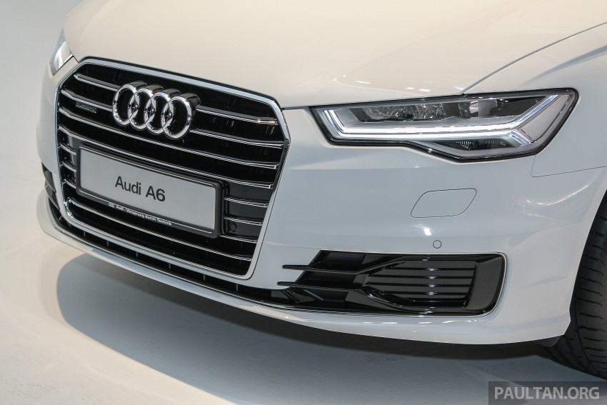 Audi A6 facelift launched in Malaysia – from RM325k Image #376091