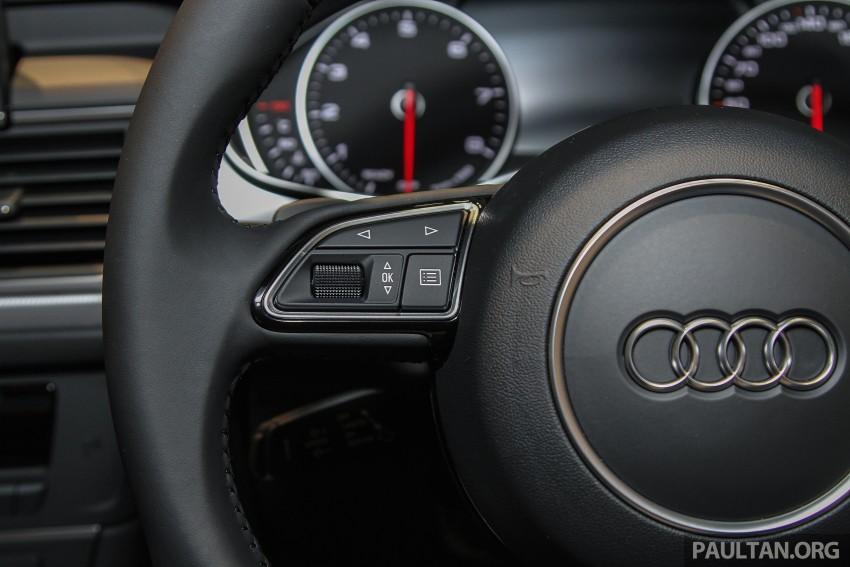 Audi A6 facelift launched in Malaysia – from RM325k Image #376119