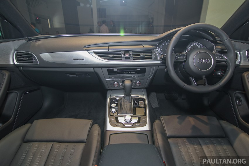 Audi A6 facelift launched in Malaysia – from RM325k Image #376129