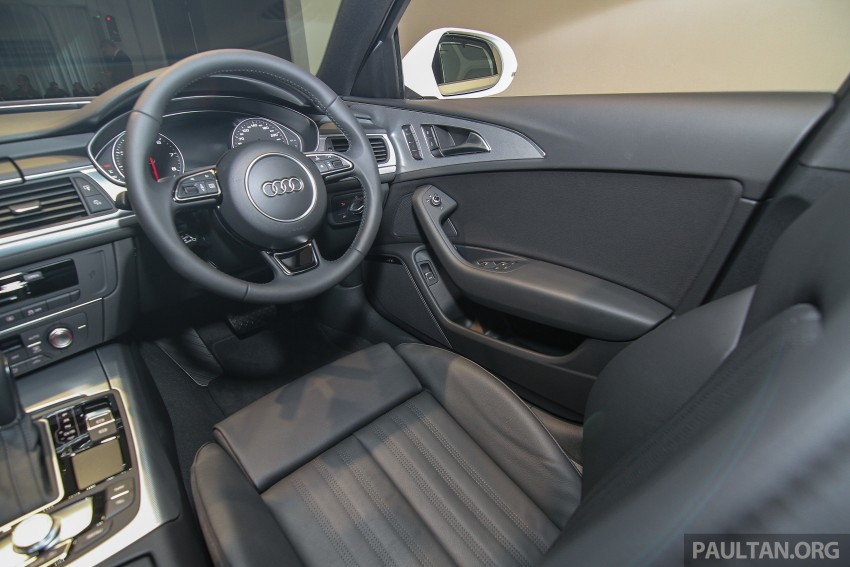Audi A6 facelift launched in Malaysia – from RM325k Image #376131