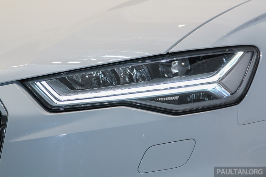Audi A6 facelift launched in Malaysia – from RM325k Image #376094