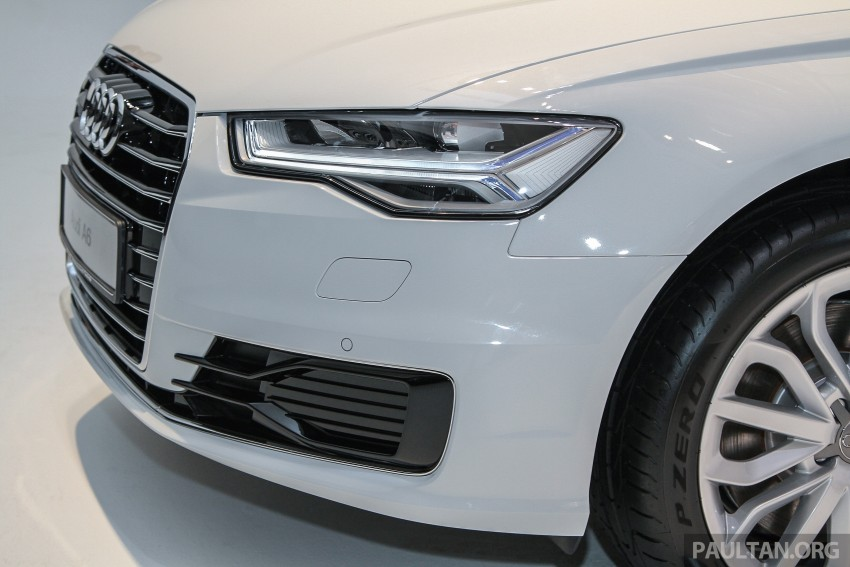 Audi A6 facelift launched in Malaysia – from RM325k Image #376095