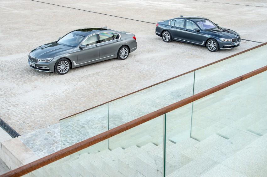 MEGA GALLERY: G11 BMW 7 Series in detail Image #372504