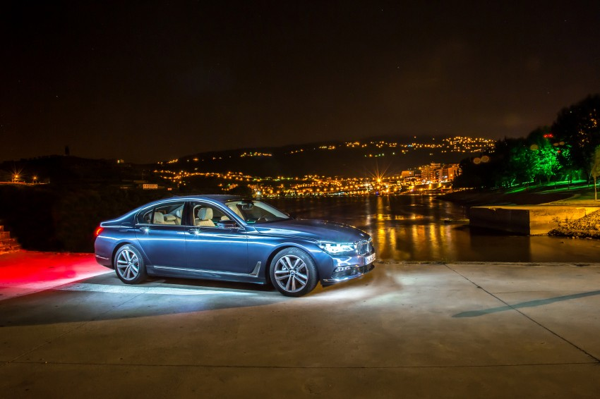 MEGA GALLERY: G11 BMW 7 Series in detail Image #372505