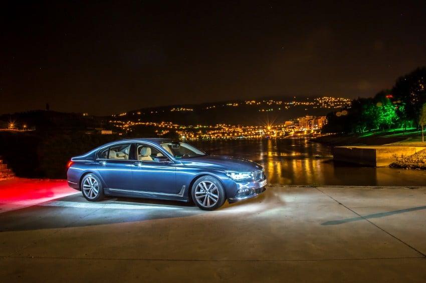 MEGA GALLERY: G11 BMW 7 Series in detail Image #372505