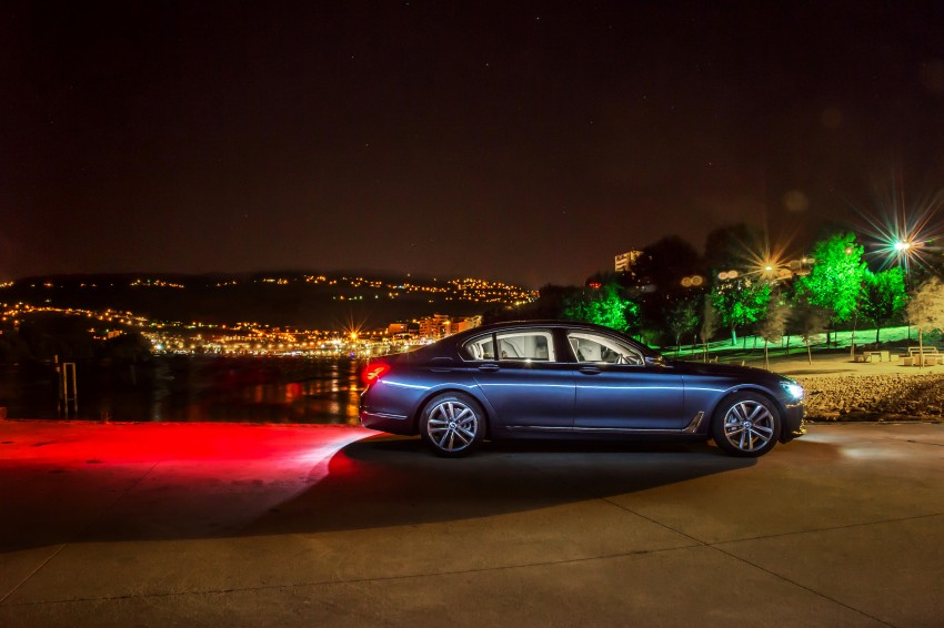 MEGA GALLERY: G11 BMW 7 Series in detail Image #372509