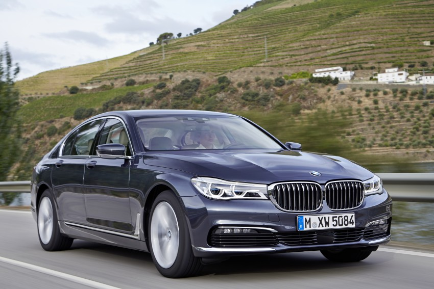 MEGA GALLERY: G11 BMW 7 Series in detail Image #372416