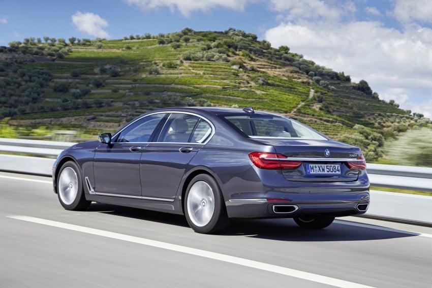 MEGA GALLERY: G11 BMW 7 Series in detail Image #372419