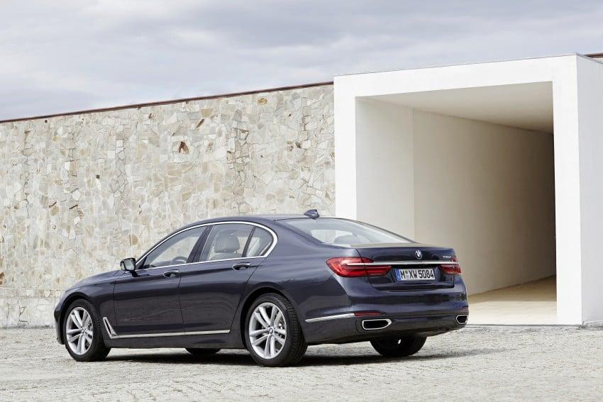 MEGA GALLERY: G11 BMW 7 Series in detail Image #372423