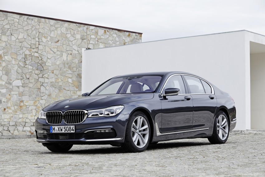 MEGA GALLERY: G11 BMW 7 Series in detail Image #372426