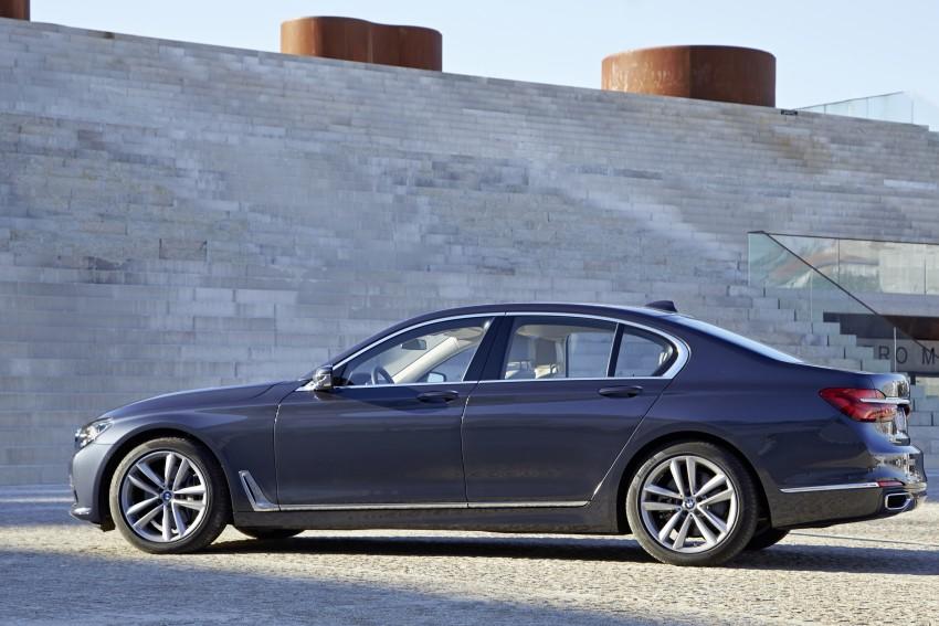 MEGA GALLERY: G11 BMW 7 Series in detail Image #372428