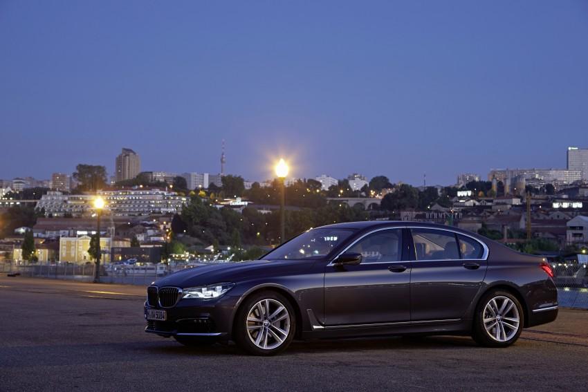 MEGA GALLERY: G11 BMW 7 Series in detail Image #372429