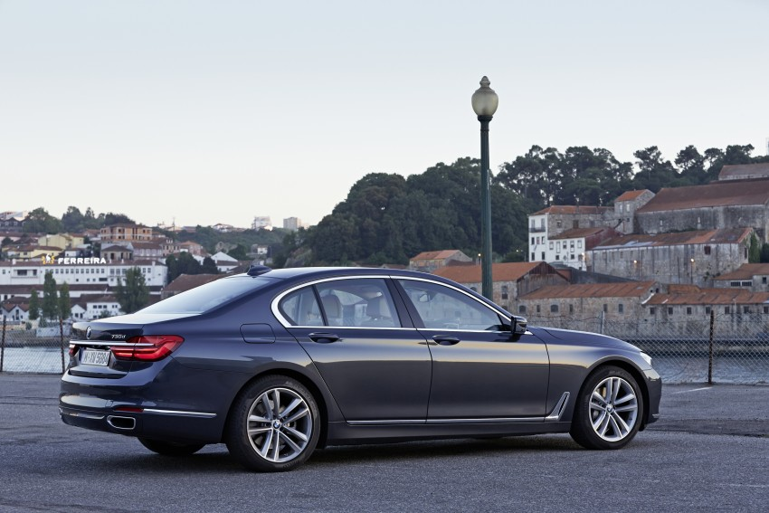 MEGA GALLERY: G11 BMW 7 Series in detail Image #372430