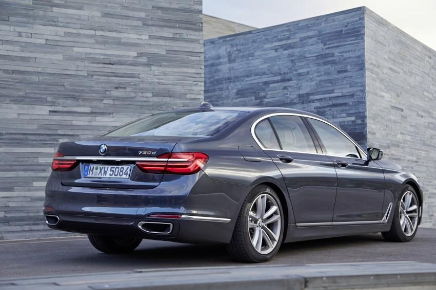 MEGA GALLERY: G11 BMW 7 Series in detail Image #372434
