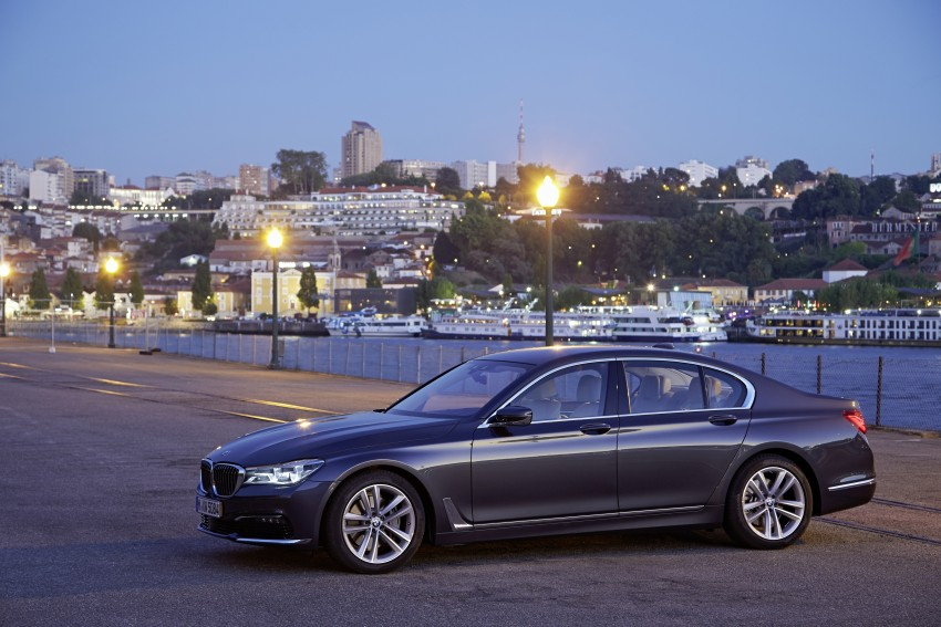 MEGA GALLERY: G11 BMW 7 Series in detail Image #372442