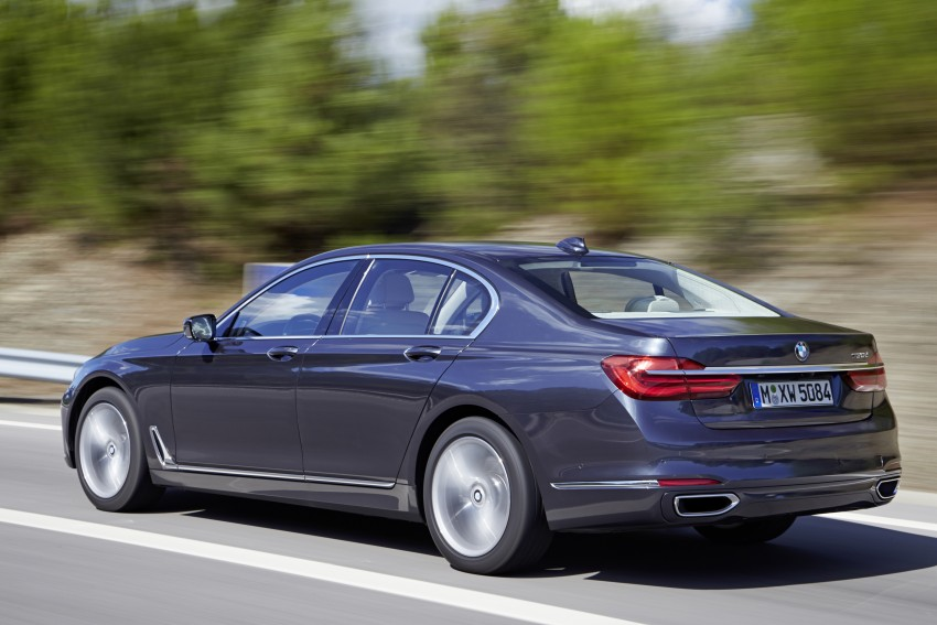 MEGA GALLERY: G11 BMW 7 Series in detail Image #372407