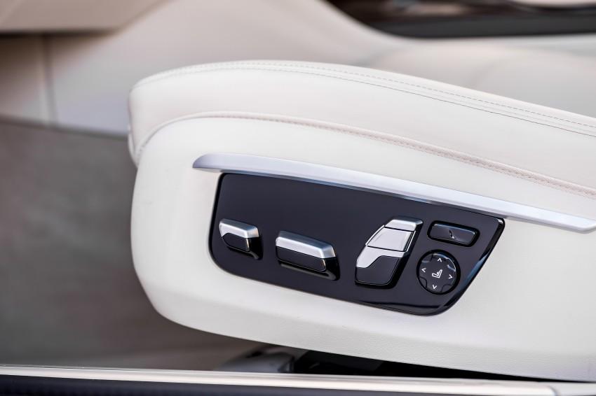 MEGA GALLERY: G11 BMW 7 Series in detail Image #372444
