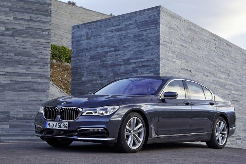 MEGA GALLERY: G11 BMW 7 Series in detail Image #372446