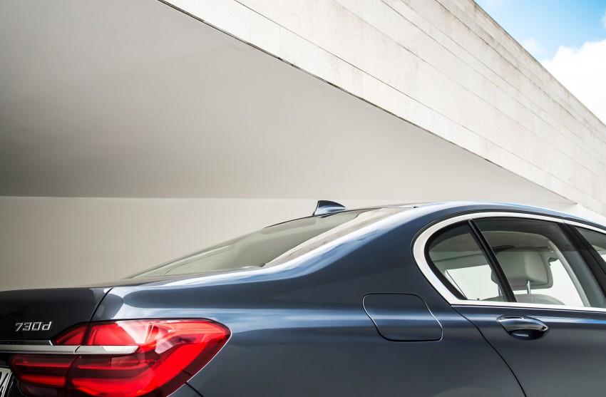 MEGA GALLERY: G11 BMW 7 Series in detail Image #372447