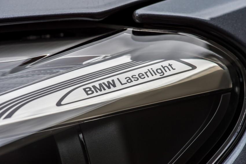 MEGA GALLERY: G11 BMW 7 Series in detail Image #372448