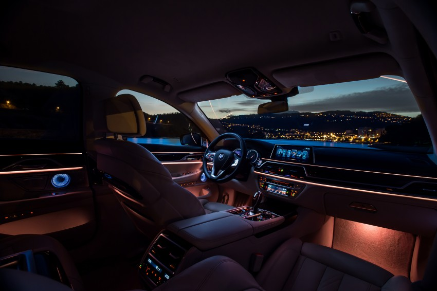 MEGA GALLERY: G11 BMW 7 Series in detail Image #372458