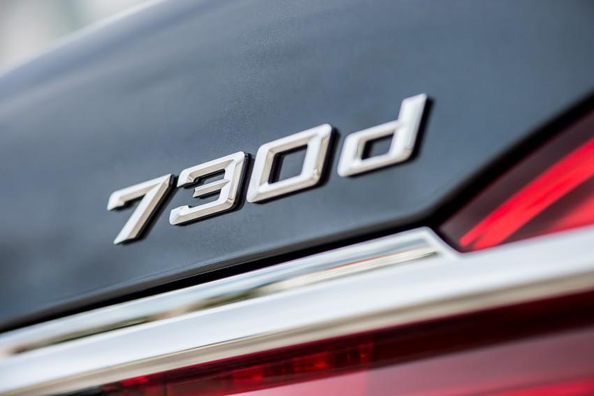 MEGA GALLERY: G11 BMW 7 Series in detail Image #372459