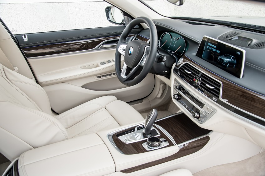 MEGA GALLERY: G11 BMW 7 Series in detail Image #372460