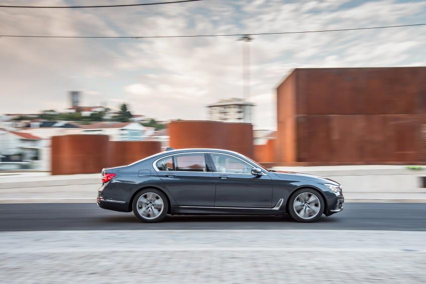 MEGA GALLERY: G11 BMW 7 Series in detail Image #372461