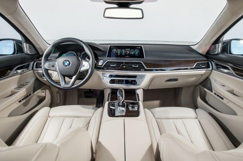MEGA GALLERY: G11 BMW 7 Series in detail Image #372465
