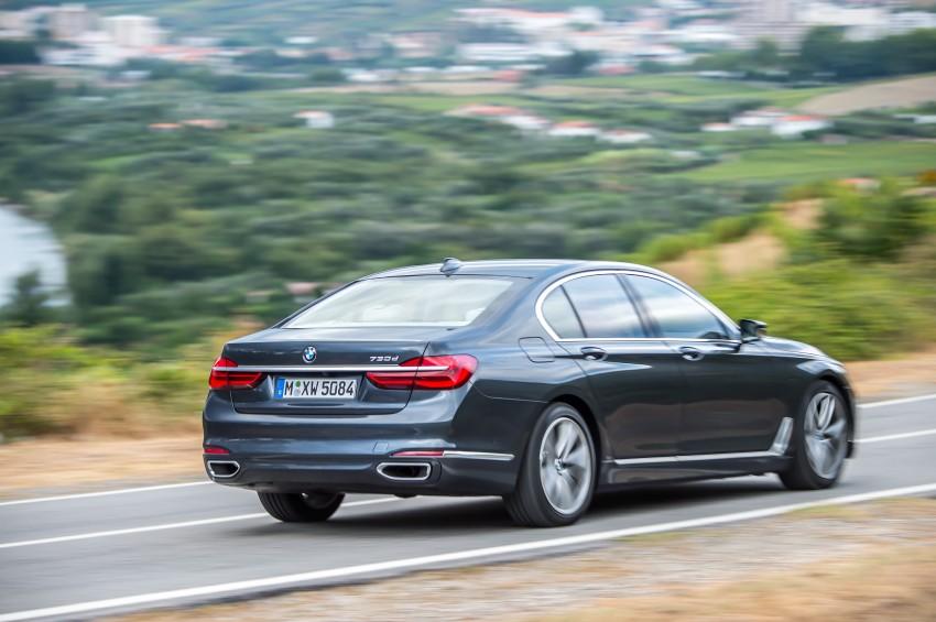 MEGA GALLERY: G11 BMW 7 Series in detail Image #372466