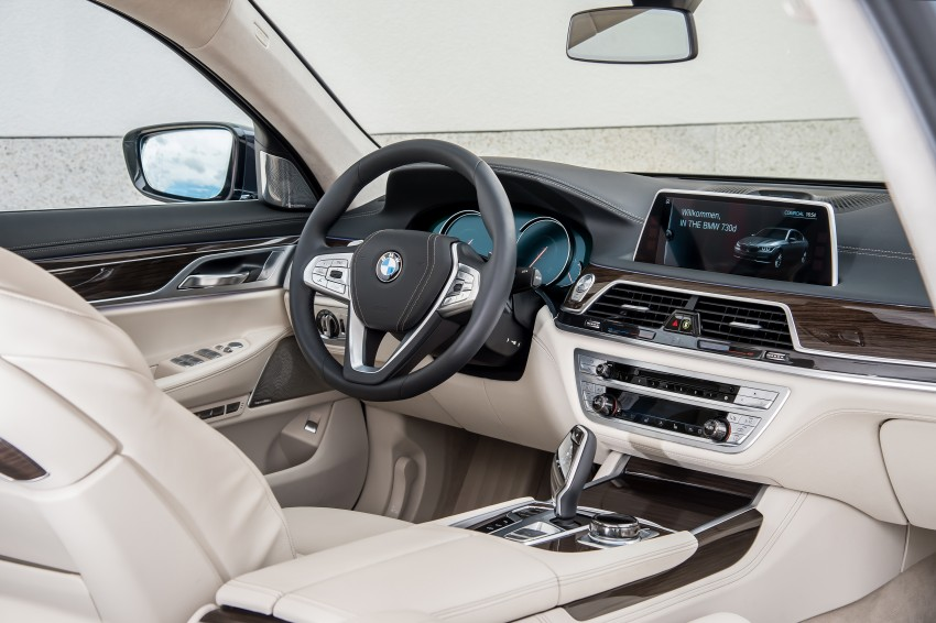 MEGA GALLERY: G11 BMW 7 Series in detail Image #372468