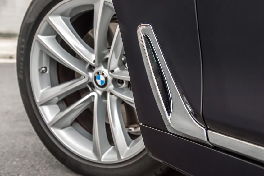 MEGA GALLERY: G11 BMW 7 Series in detail Image #372470