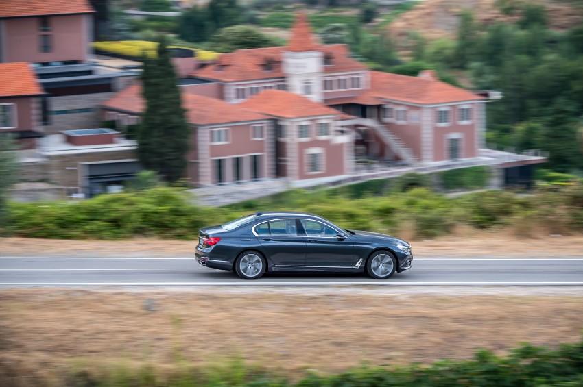 MEGA GALLERY: G11 BMW 7 Series in detail Image #372471