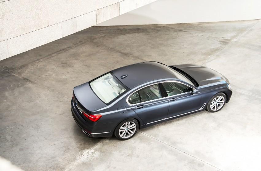 MEGA GALLERY: G11 BMW 7 Series in detail Image #372472
