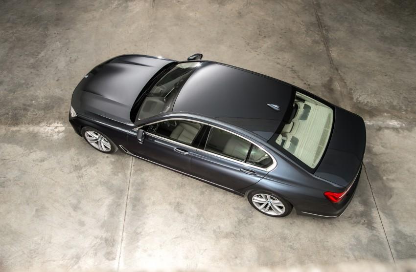 MEGA GALLERY: G11 BMW 7 Series in detail Image #372473