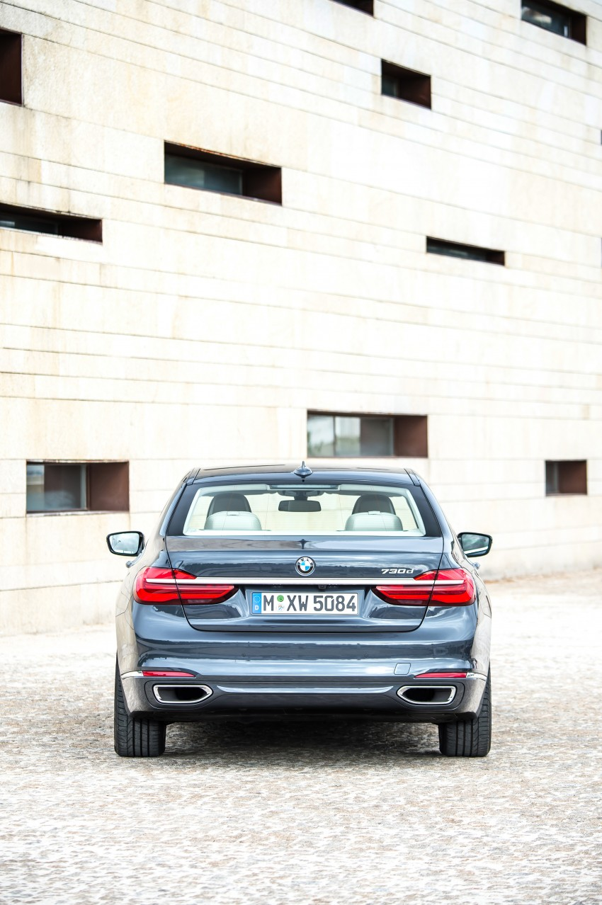MEGA GALLERY: G11 BMW 7 Series in detail Image #372474