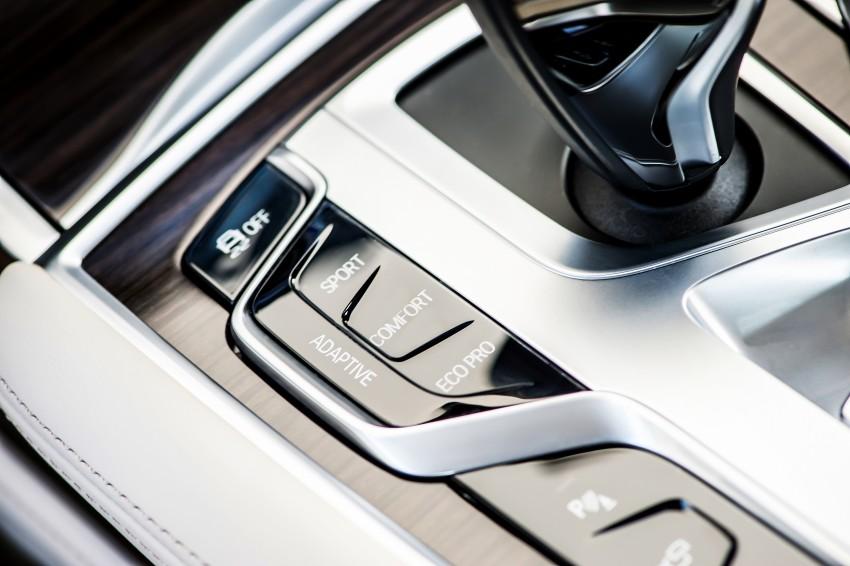 MEGA GALLERY: G11 BMW 7 Series in detail Image #372476