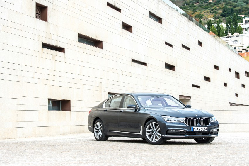 MEGA GALLERY: G11 BMW 7 Series in detail Image #372482