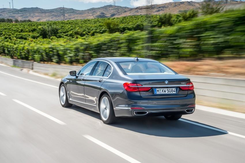 MEGA GALLERY: G11 BMW 7 Series in detail Image #372484