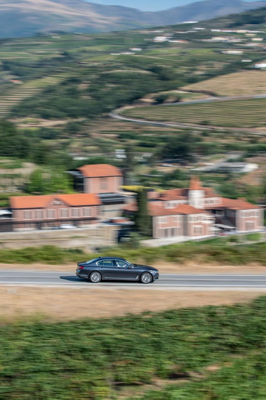 MEGA GALLERY: G11 BMW 7 Series in detail Image #372487