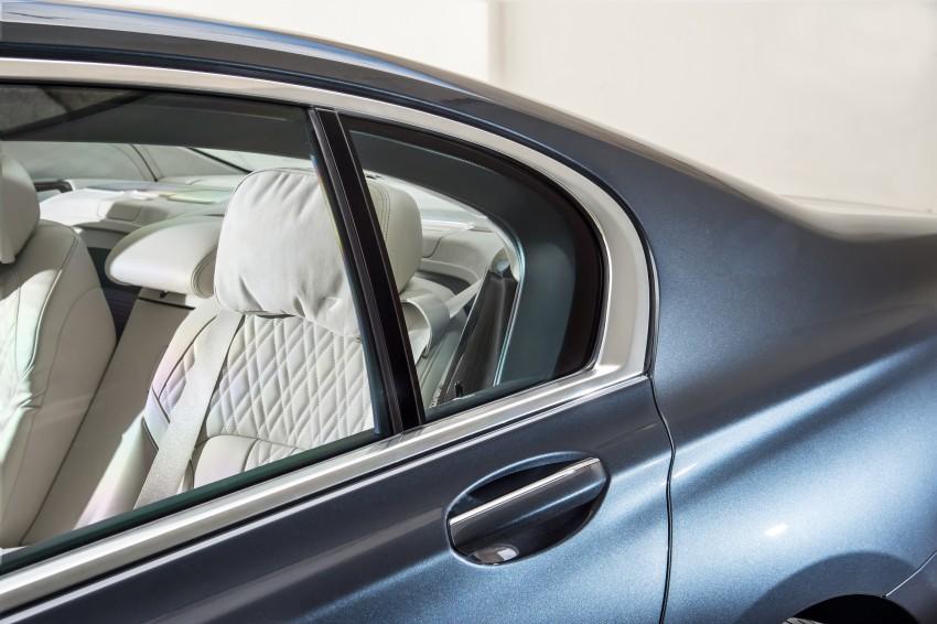 MEGA GALLERY: G11 BMW 7 Series in detail Image #372488