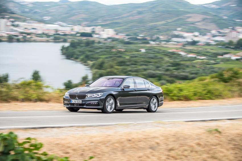 MEGA GALLERY: G11 BMW 7 Series in detail Image #372490