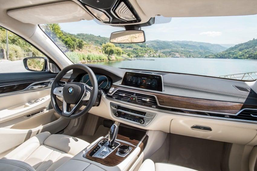 MEGA GALLERY: G11 BMW 7 Series in detail Image #372491