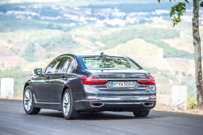 MEGA GALLERY: G11 BMW 7 Series in detail Image #372493