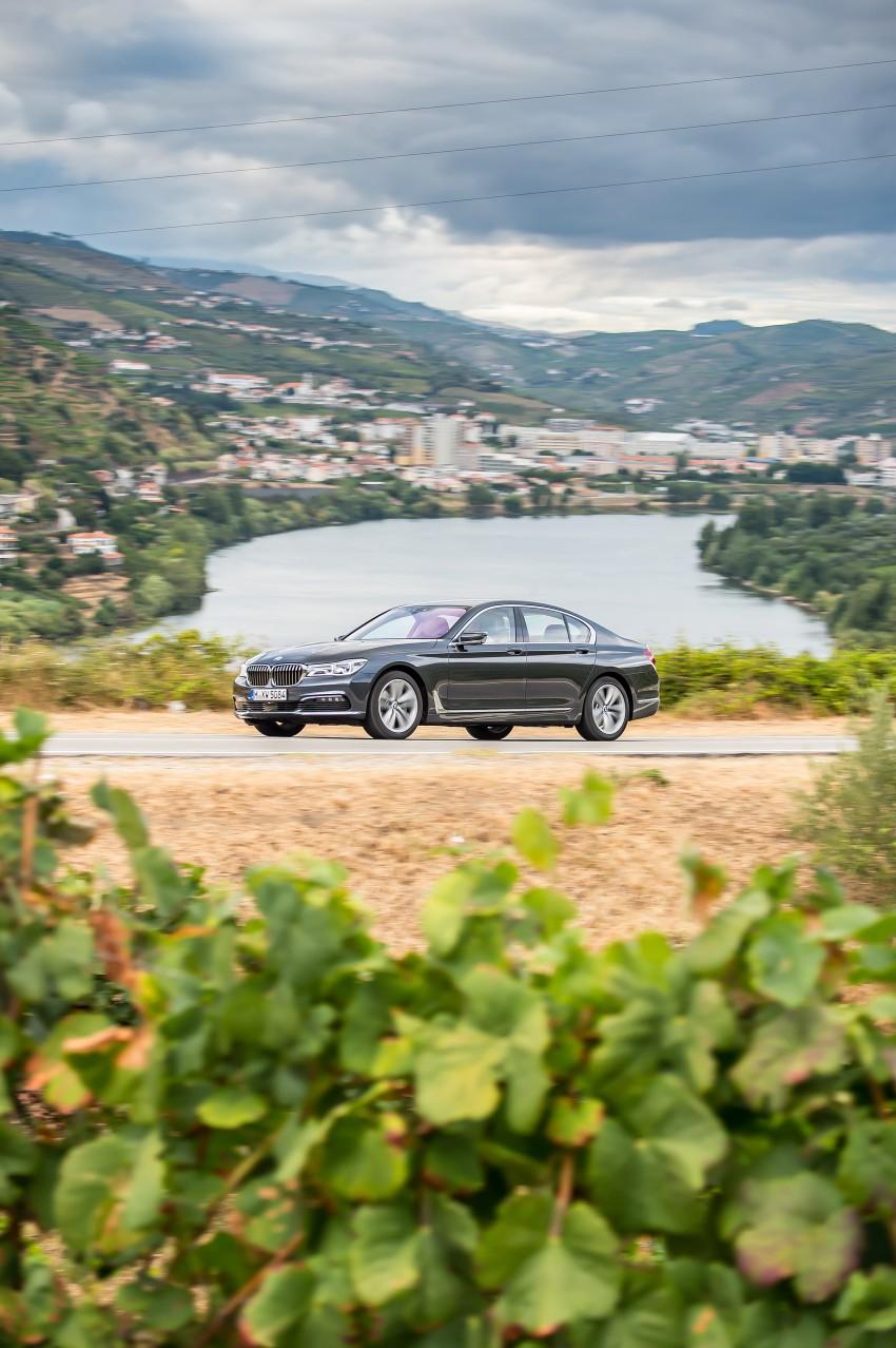 MEGA GALLERY: G11 BMW 7 Series in detail Image #372497