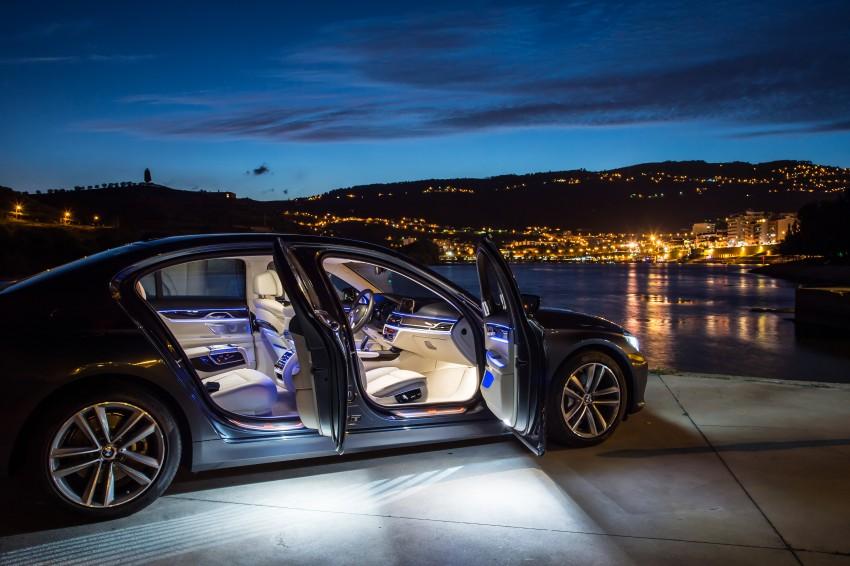 MEGA GALLERY: G11 BMW 7 Series in detail Image #372501