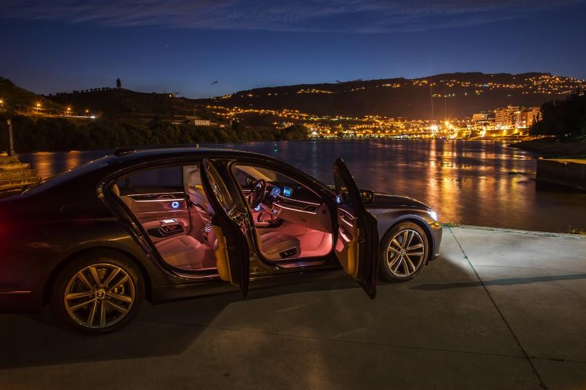 MEGA GALLERY: G11 BMW 7 Series in detail Image #372502