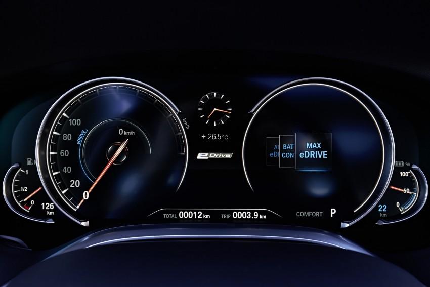 MEGA GALLERY: G11 BMW 7 Series in detail Image #372523