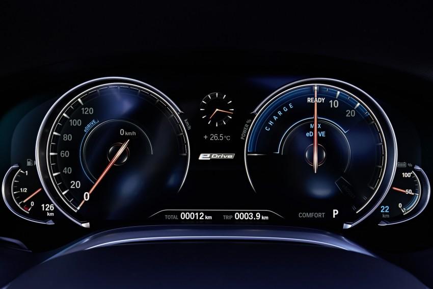 MEGA GALLERY: G11 BMW 7 Series in detail Image #372524
